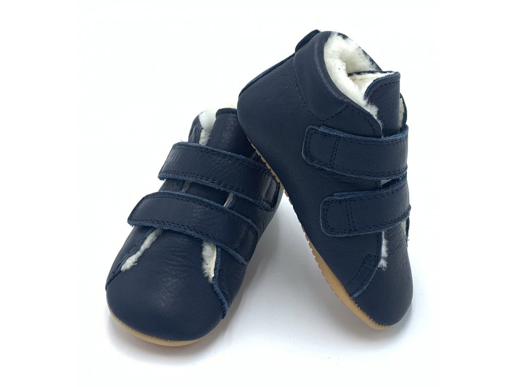 Froddo Prewalkers Winter Dark Blue - Zimné topánky