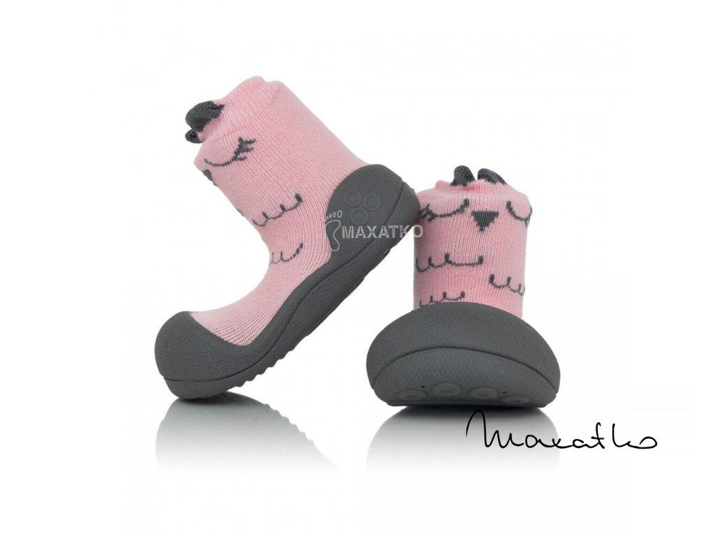 Attipas - Cutie Pink - Papuče