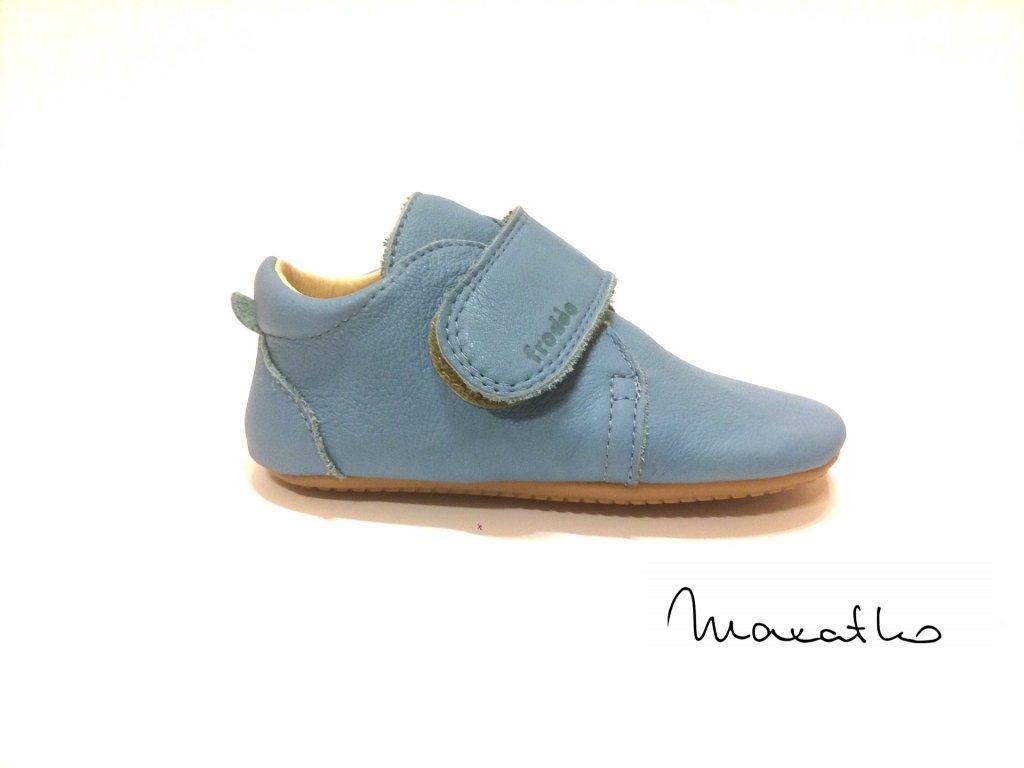 Froddo Prewalkers G1130005-3 Light Blue - Celoročné topánky