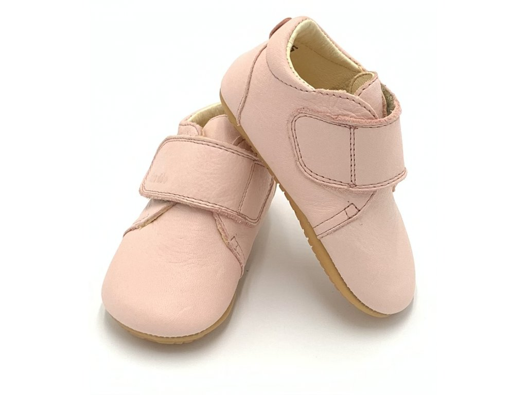 Froddo Prewalkers Pink - G1130005-1 - Celoročné topánky