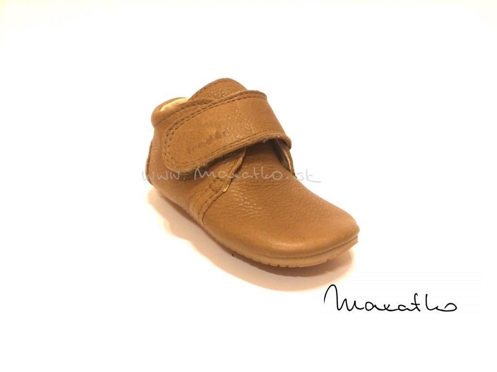 Froddo Prewalkers G1130005-4 Cognac - Celoročné topánky