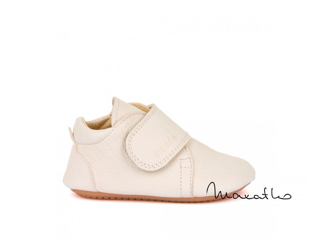 Froddo Prewalkers White - G1130005-9 - Celoročné topán
