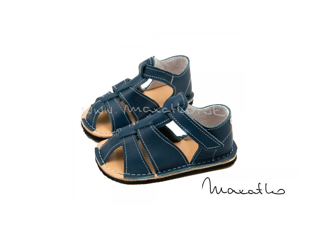 ZeaZoo Goby Blue W - Sandálky