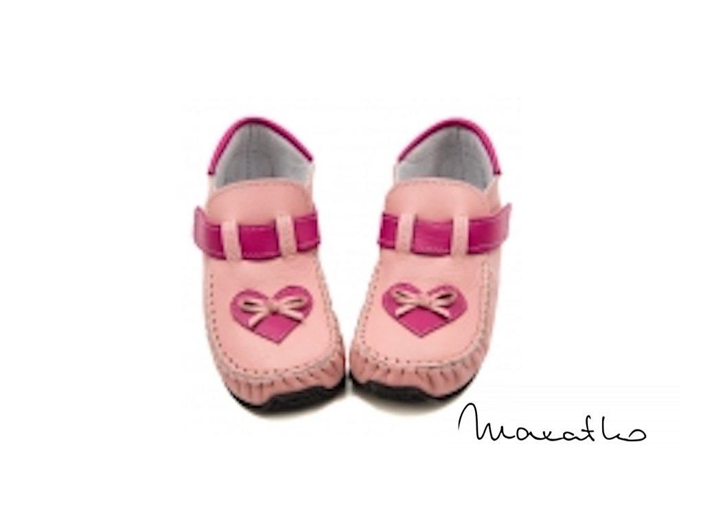 ZeaZoo Leo Pink - Celoročné topánky