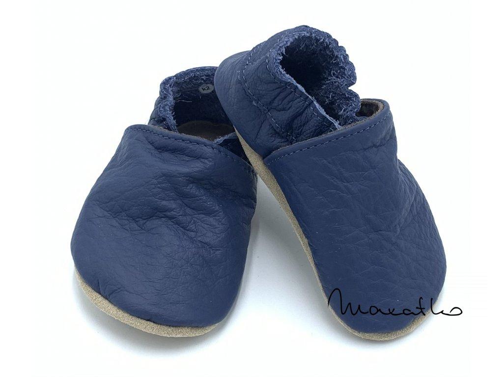 Babice Barefoot Modré - Capačky