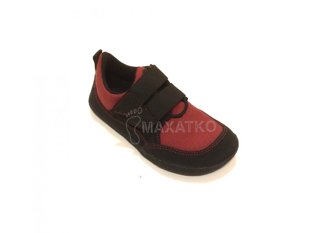 Sole Runner Puck Red/Black - Tenisky