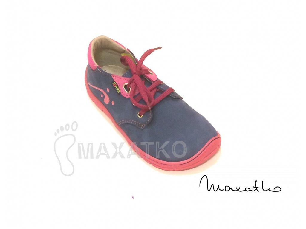 Fare Bare Modro-ružové - Nízke - 5212251 - Celoročné topánky