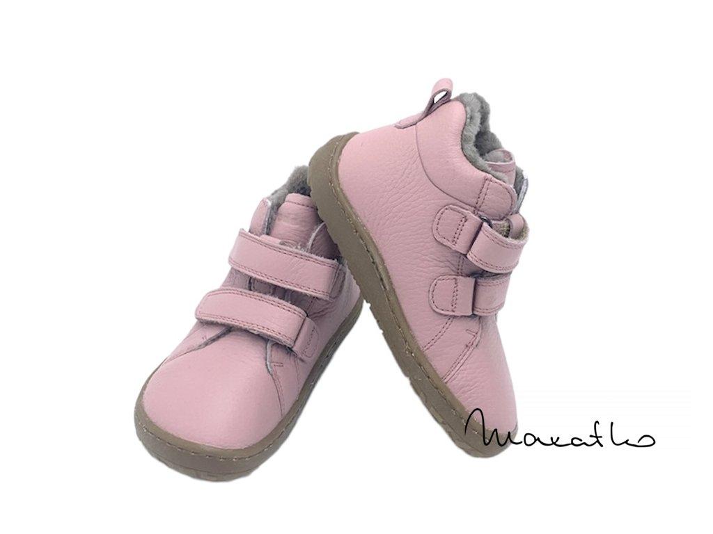 Froddo Winter G2160042-2 Grey - Zimné čižmičky