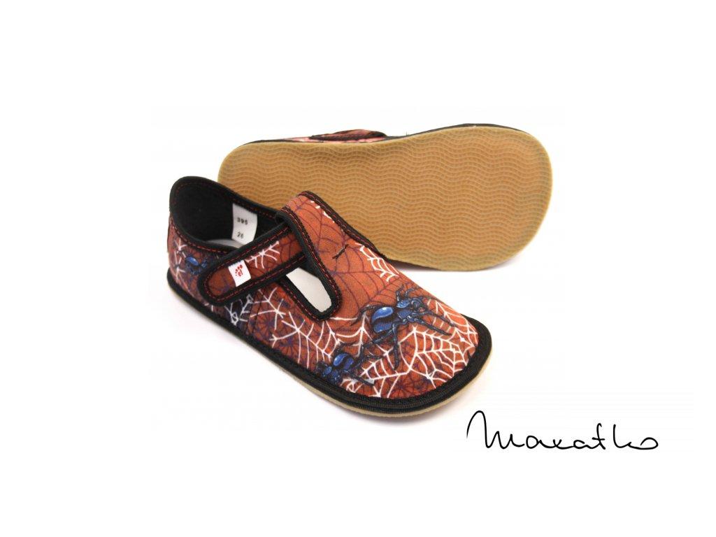 EF Barefoot 395 Spider - Papuče