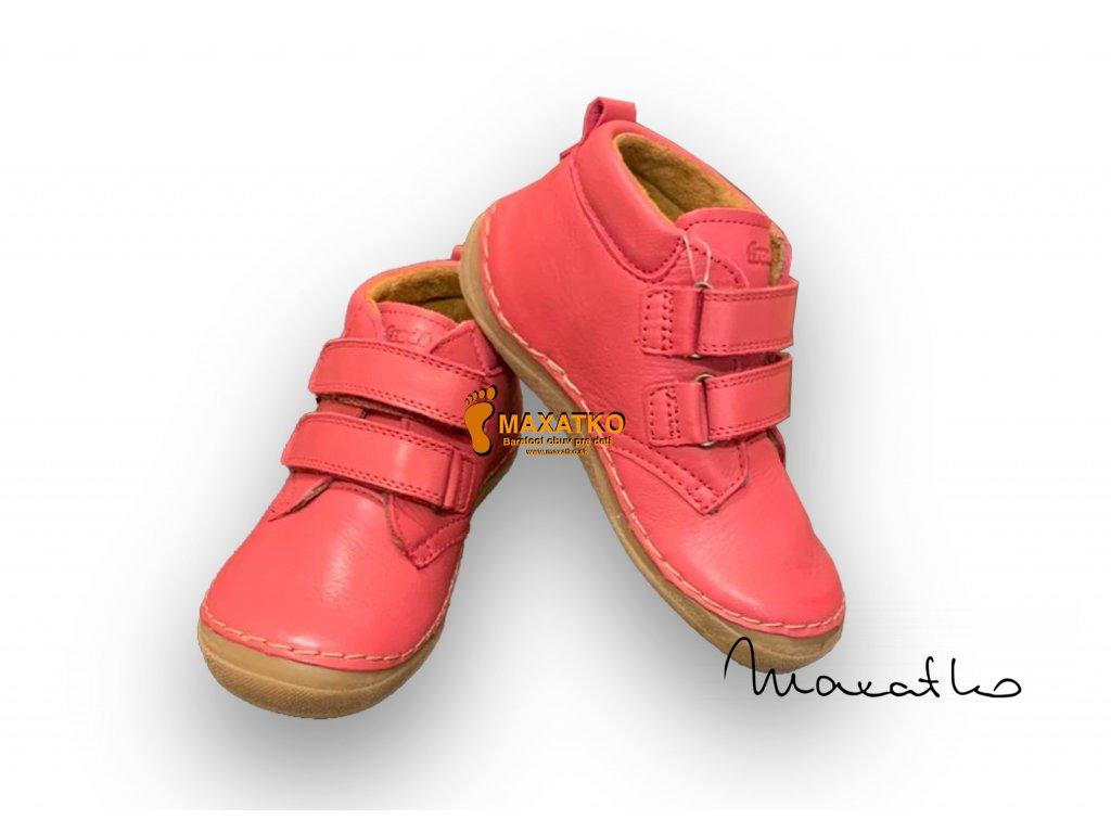 Froddo Flexible Fuxsia - G2130209-1T - Vysoké - Celoročná obuv