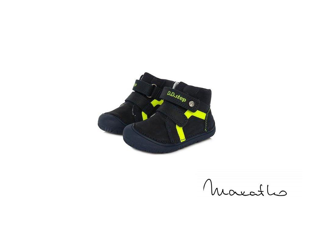 D.D.Step Royal Blue A073-874C - Celoročné topánky