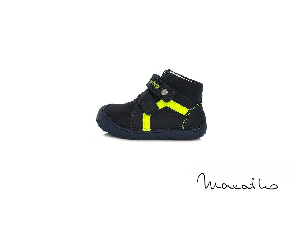 D.D.Step Dark Pink - DPG020A-015-659 - Celoročné topánky