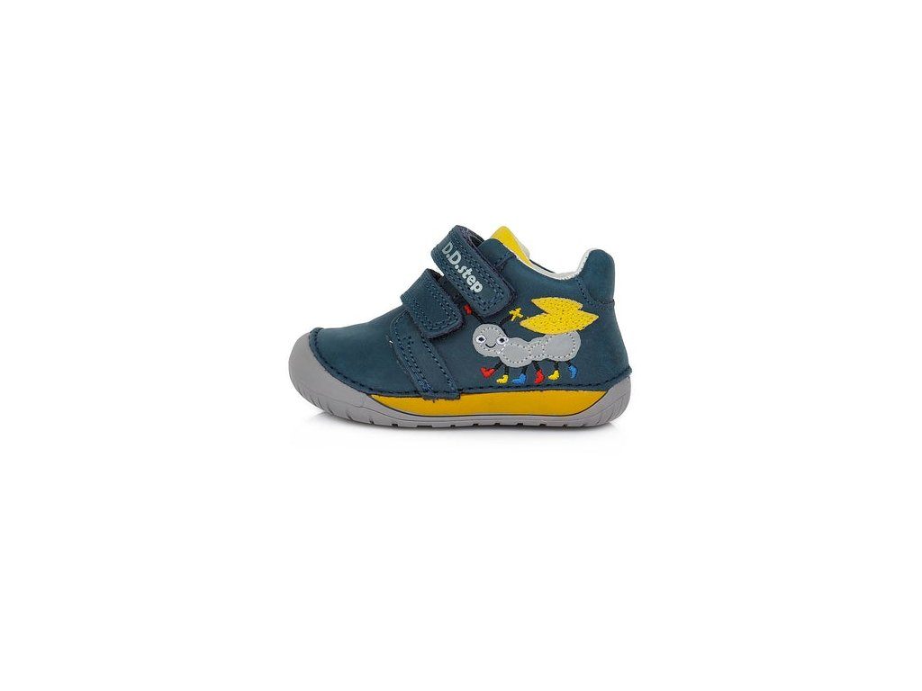 D.D.Step Royal Blue - DPB020A-070-56A - Celoročné topánky