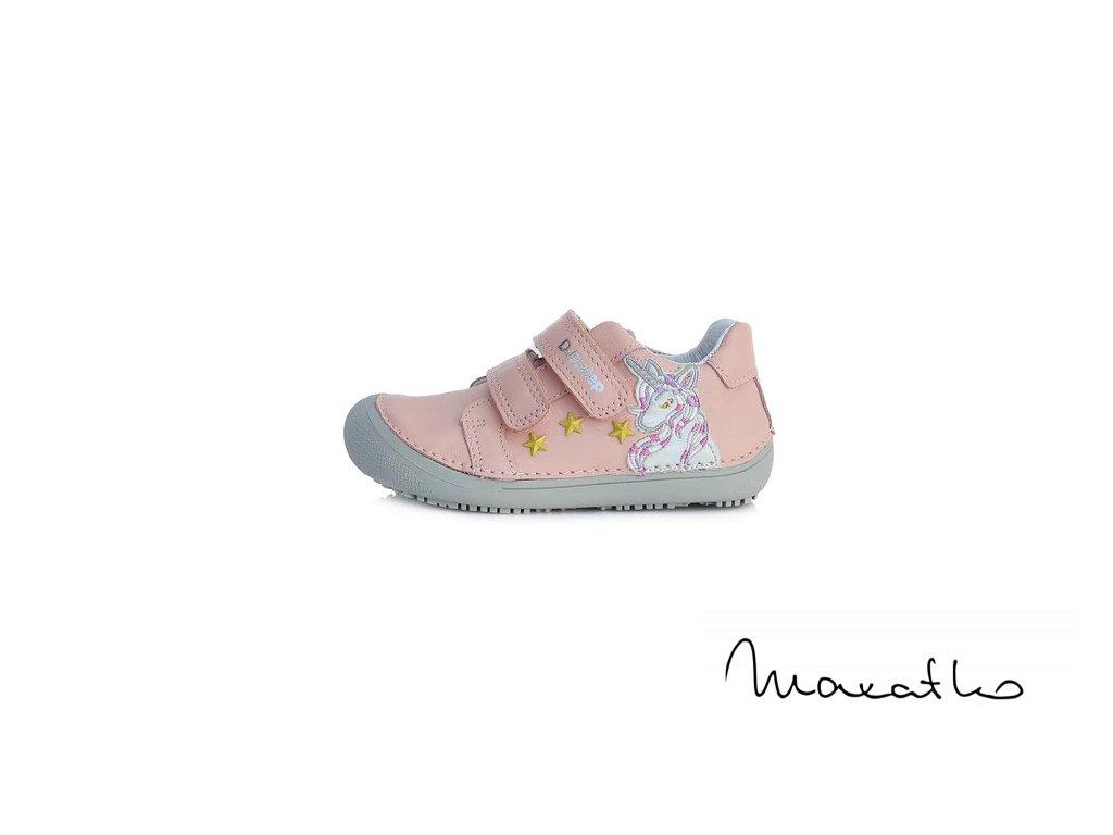 D.D.Step Dark Pink - DPG120A-063-761C - Celoročné topánky