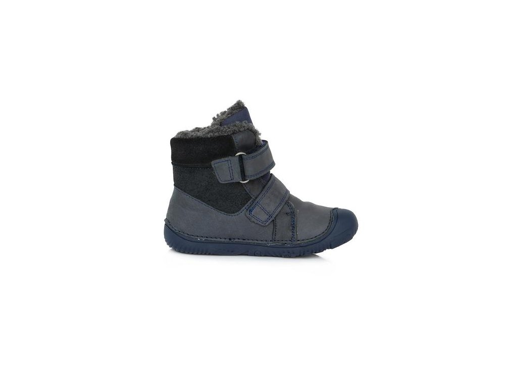 D.D.Step Royal Blue 070-212 - Zimné topánky