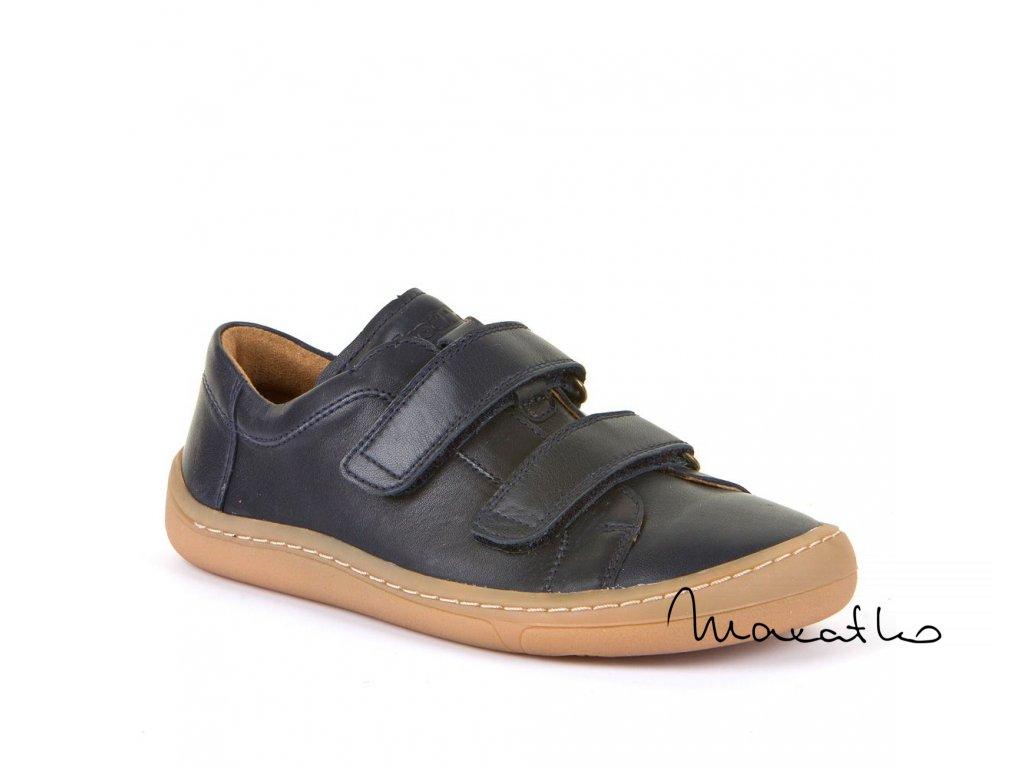 Froddo Barefoot Dark Blue G3130176 - Celoročné topánky