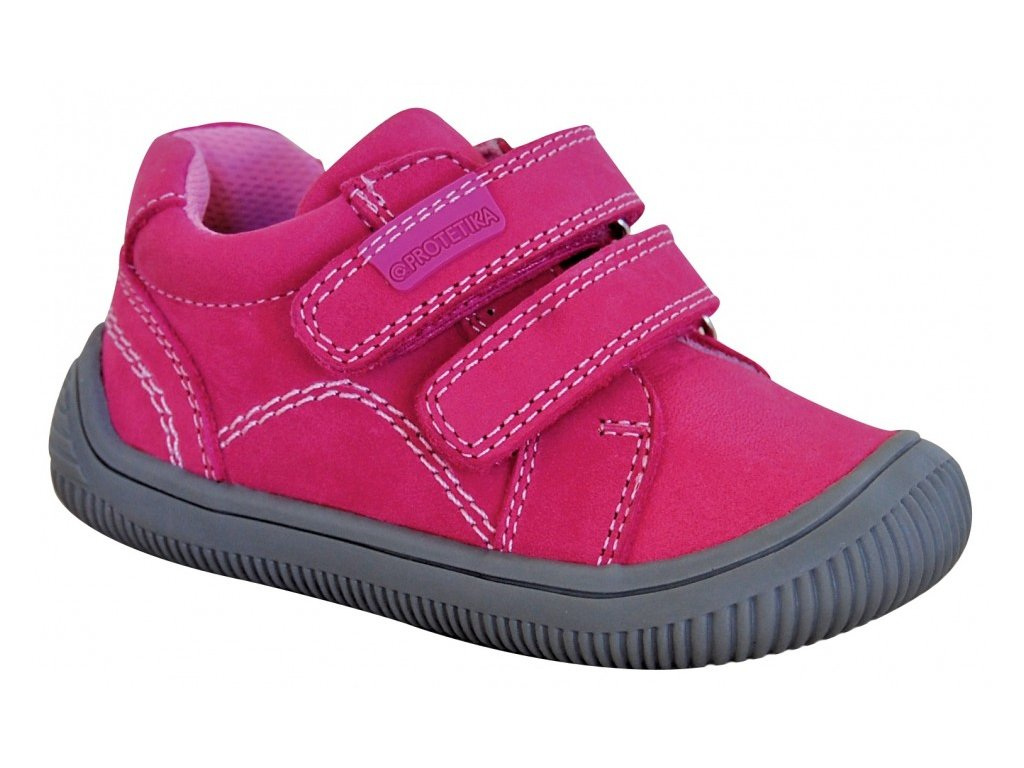Protetika Barefoot Lars Fuxia - Celoročné topánky