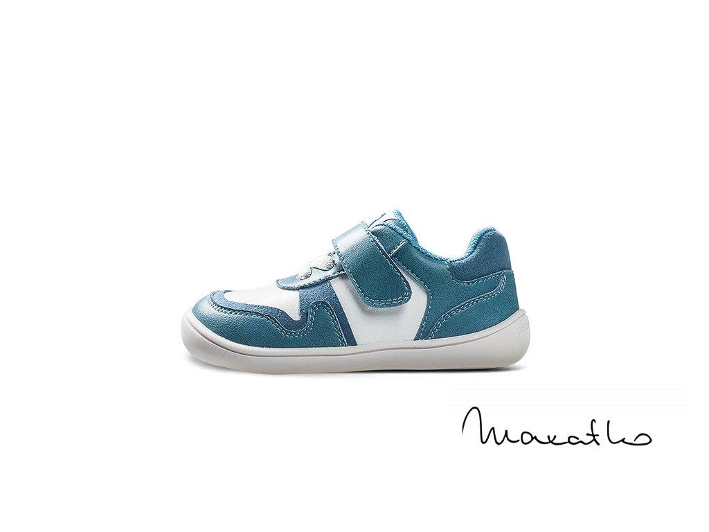 Little Blue Lamb Praxi cream - Celoročná obuv