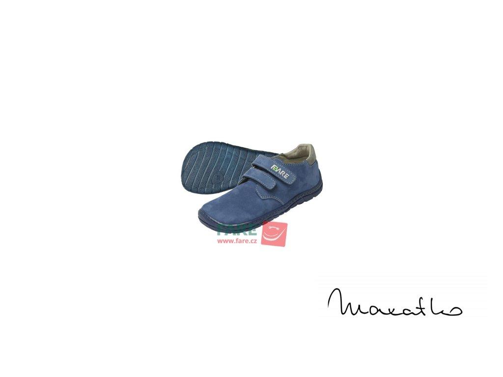 Fare Bare Modré - Nízke - A5212212 - Celoročná obuv