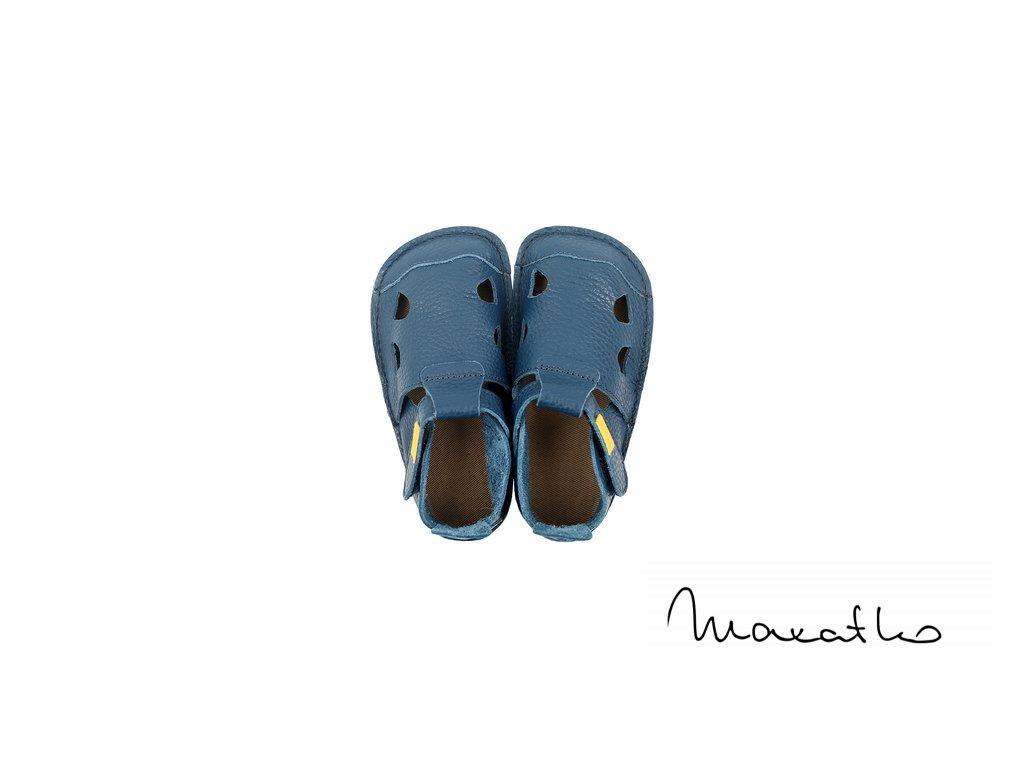 Tikki NIDO Navy - Sandálky