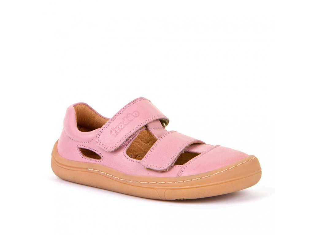 Froddo Barefoot Pink G3150197-5- Sandálky