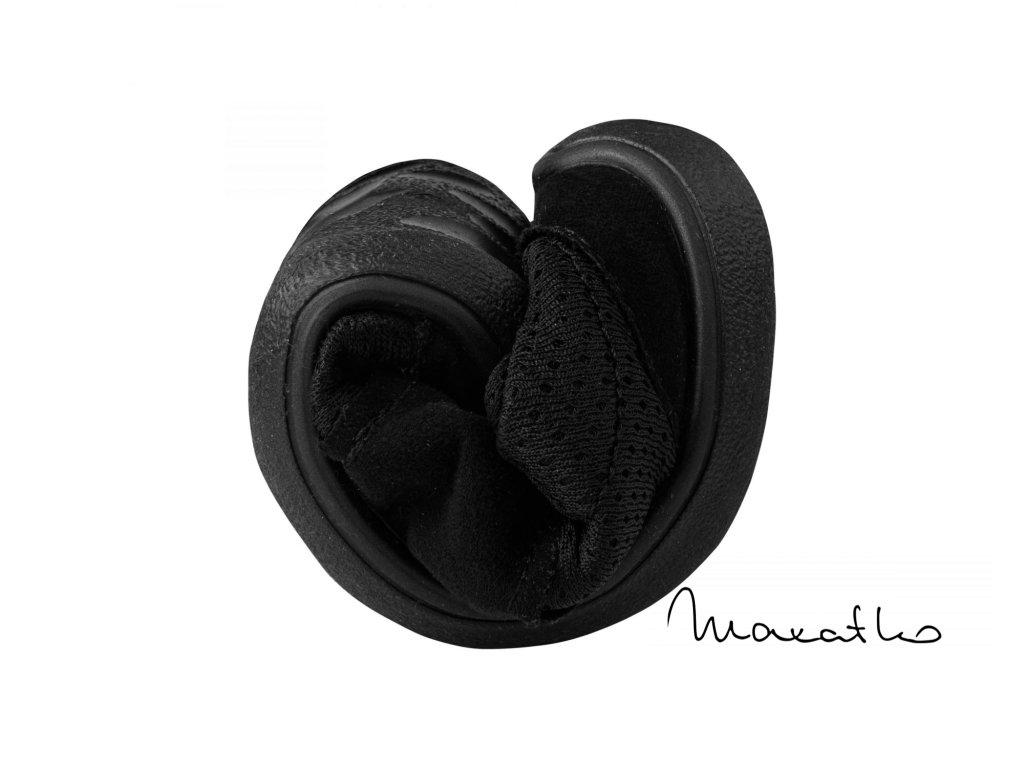 3F Barefoot Black - Plátenky