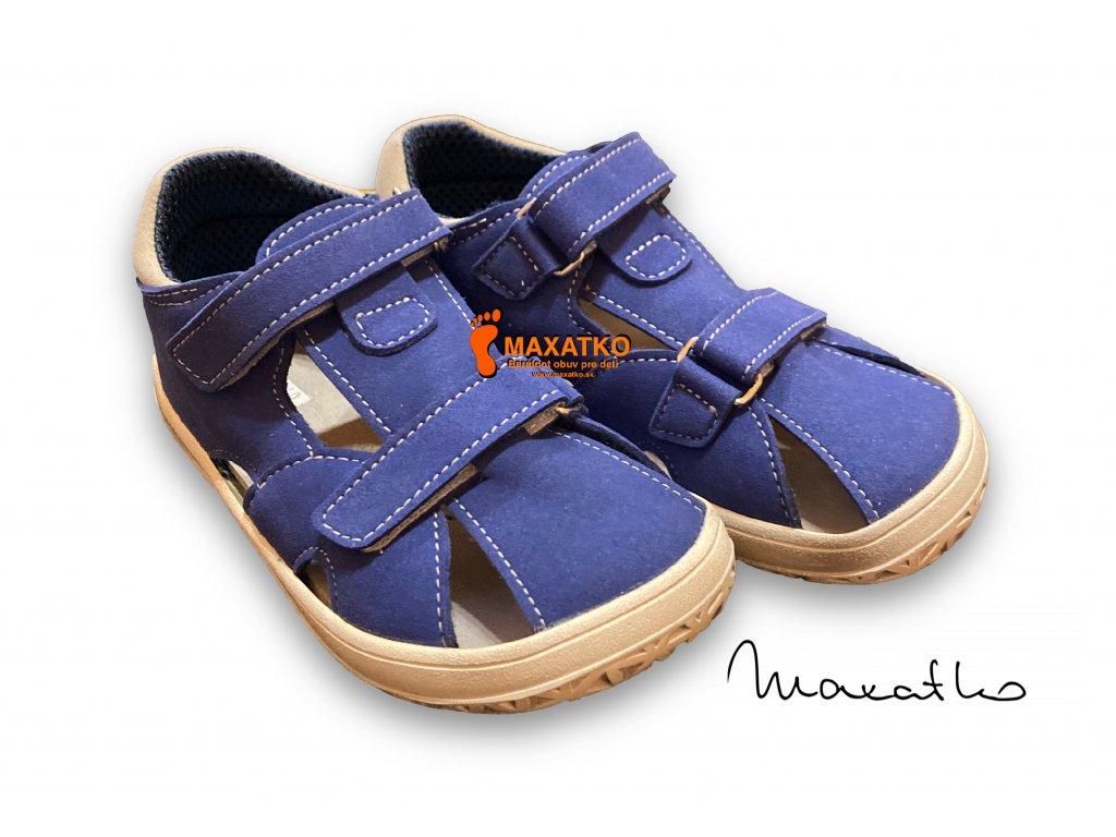 Jonap B8 Modré - Sandálky