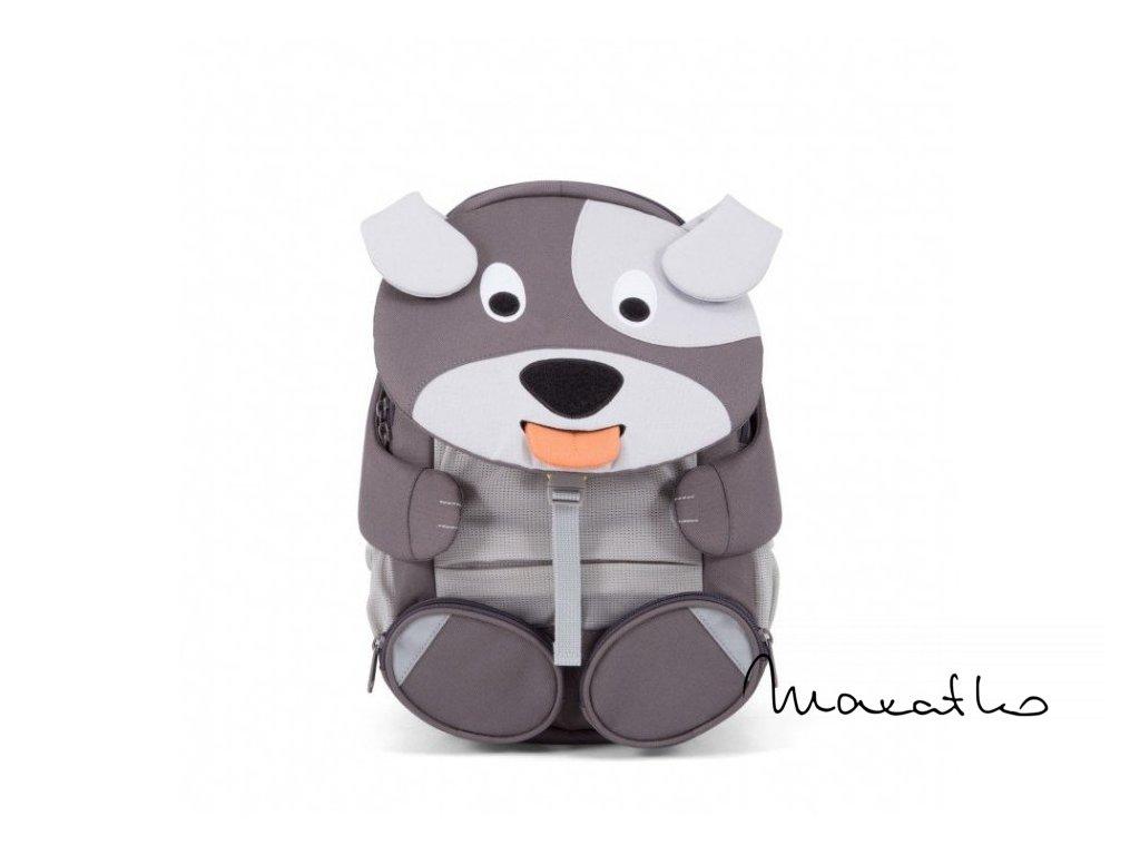 Affenzahn Detský batoh veľký kamarát - Psík Dylan