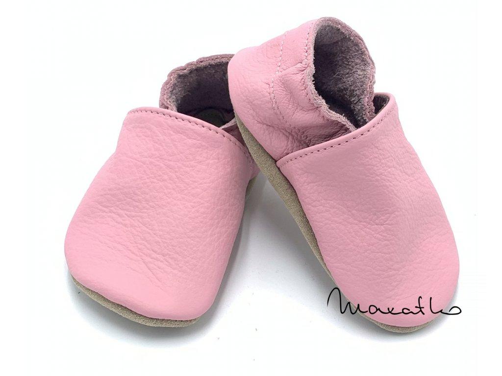 Babice Barefoot Ružové - Capačky