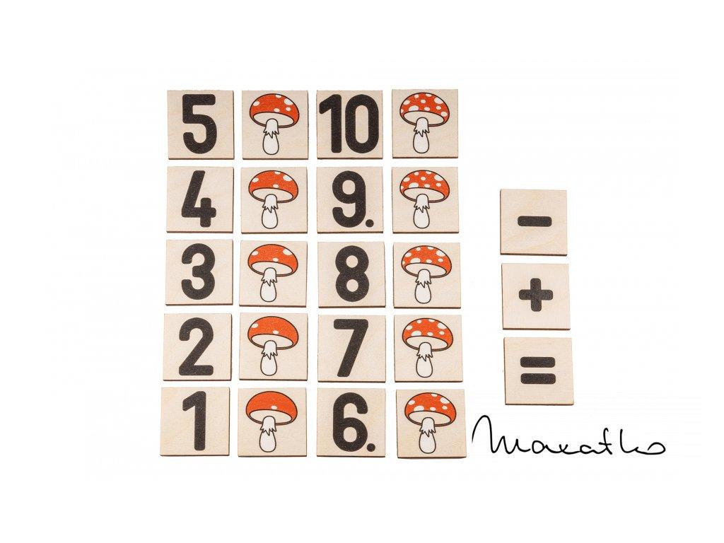 Korkii - Zábava s číslami