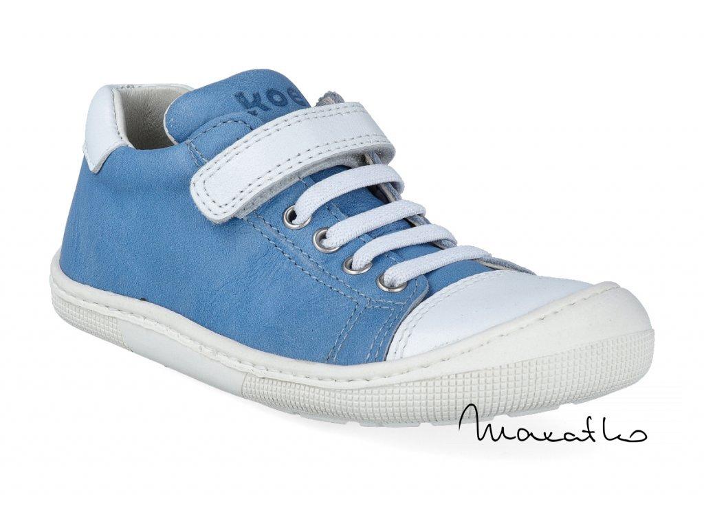 KOEL4kids Dark Hydro Warm Dark Grey - Zimné topánky, Celoročné topánky