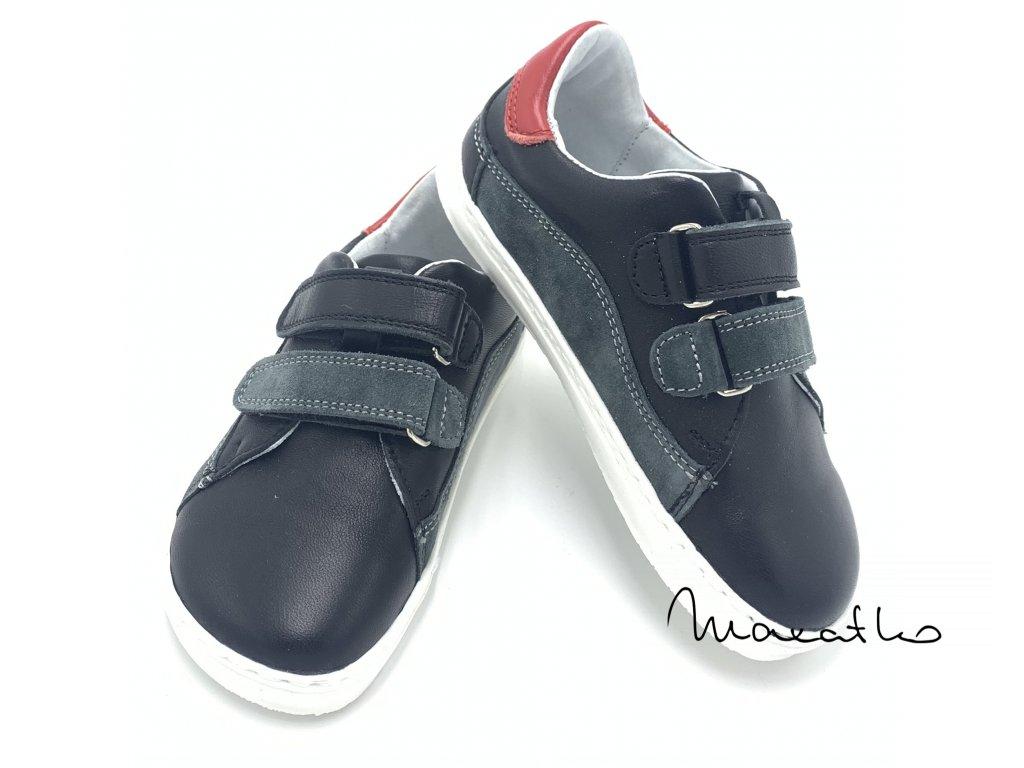 OK bare Fir Coal  BF - Celoročné topánky