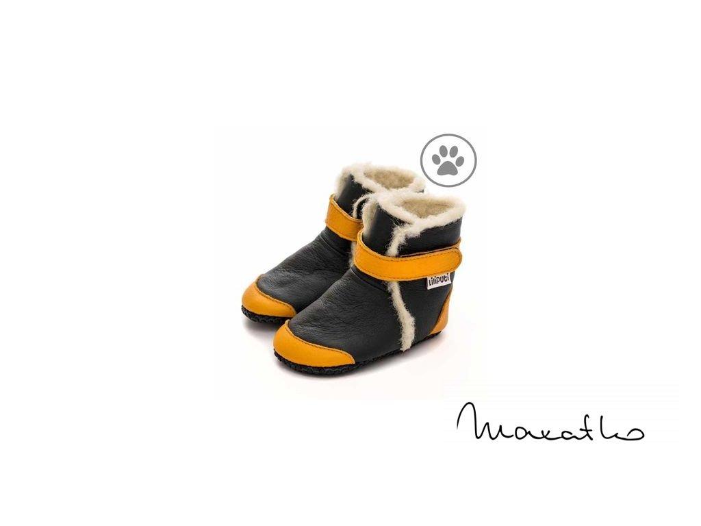 Liliputi Paws Vulcano - Zimné čižmičky