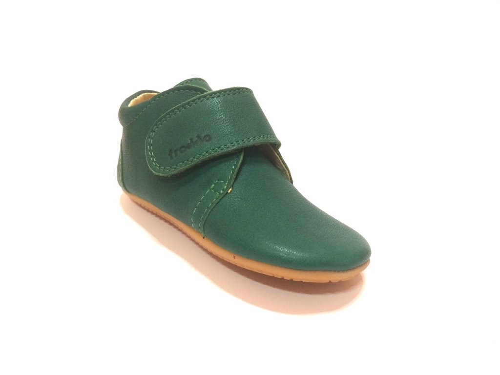 Froddo Prewalkers G1130005-7 Green - Celoročné topánky