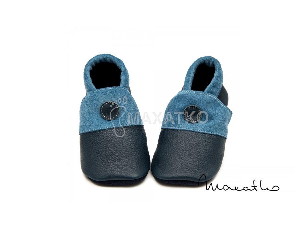 ZeaZoo Kiwi Dots - Blue - Capačky
