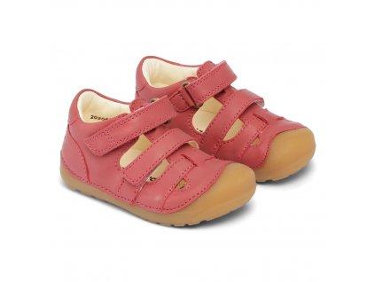 Bundgaard Petit Sandal Soft Rose - Sandálky