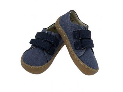 Froddo Barefoot Dark Blue - G1700270-2 - Plátenky