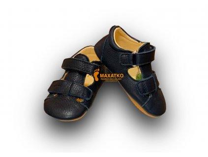 Froddo Prewalkers Dark Blue - G1140003-2 - Sandálky