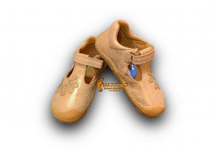 Froddo Extra Flexible - G2140047-1 - Gold - Sandálky
