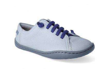 Camper Peu Cami Kids - Sella Dance/Path Can Grey - Celoročné topánky