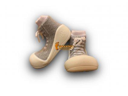 Attipas - Sneakers Gray - Papuče