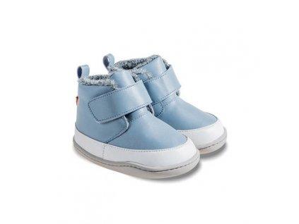 Little Blue Lamb Baby Big blue - Zimné topánky