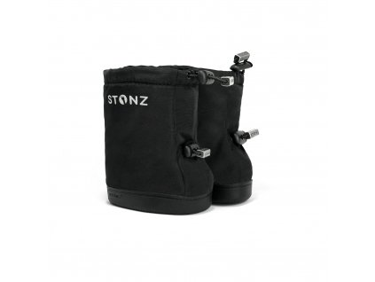 Stonz Booties Toddler - Robot Haze Blue