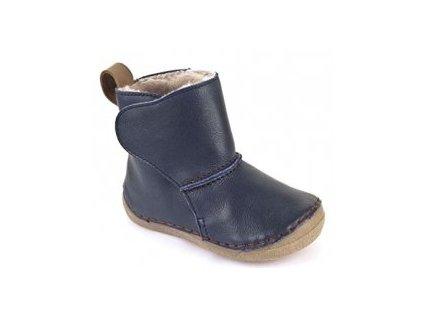 2289 froddo winter boots dark blue valenky s kozesinou