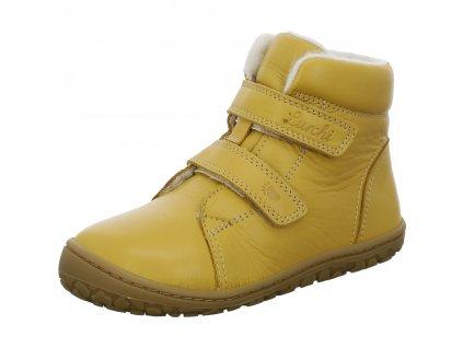 Lurchi Nik Nappa Gialllo - Zimné topánky