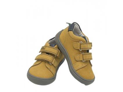 Protetika Barefoot - Ned Navy - Celoročné topánky - Zateplené