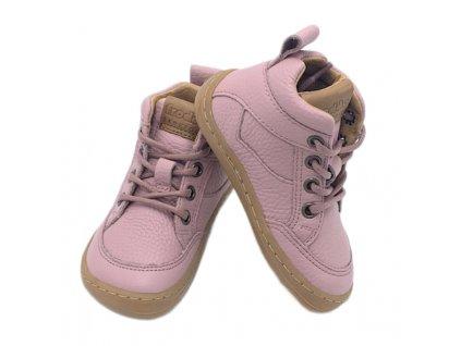 Froddo Flexible - Vysoké G2130157 - Green - Celoročné topánky - Šnurovacie