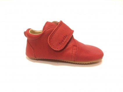 Froddo Prewalkers G1130005-6 Red - Celoročné topánky