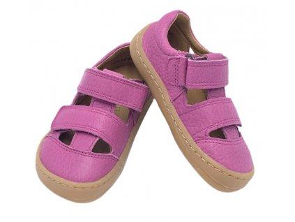 Froddo Prewalkers Red G1130006-6 - Sandálky