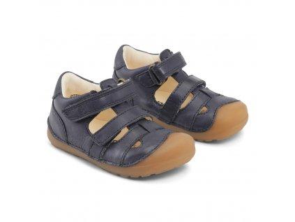 Bundgaard Petit Sandal Navy - Sandálky